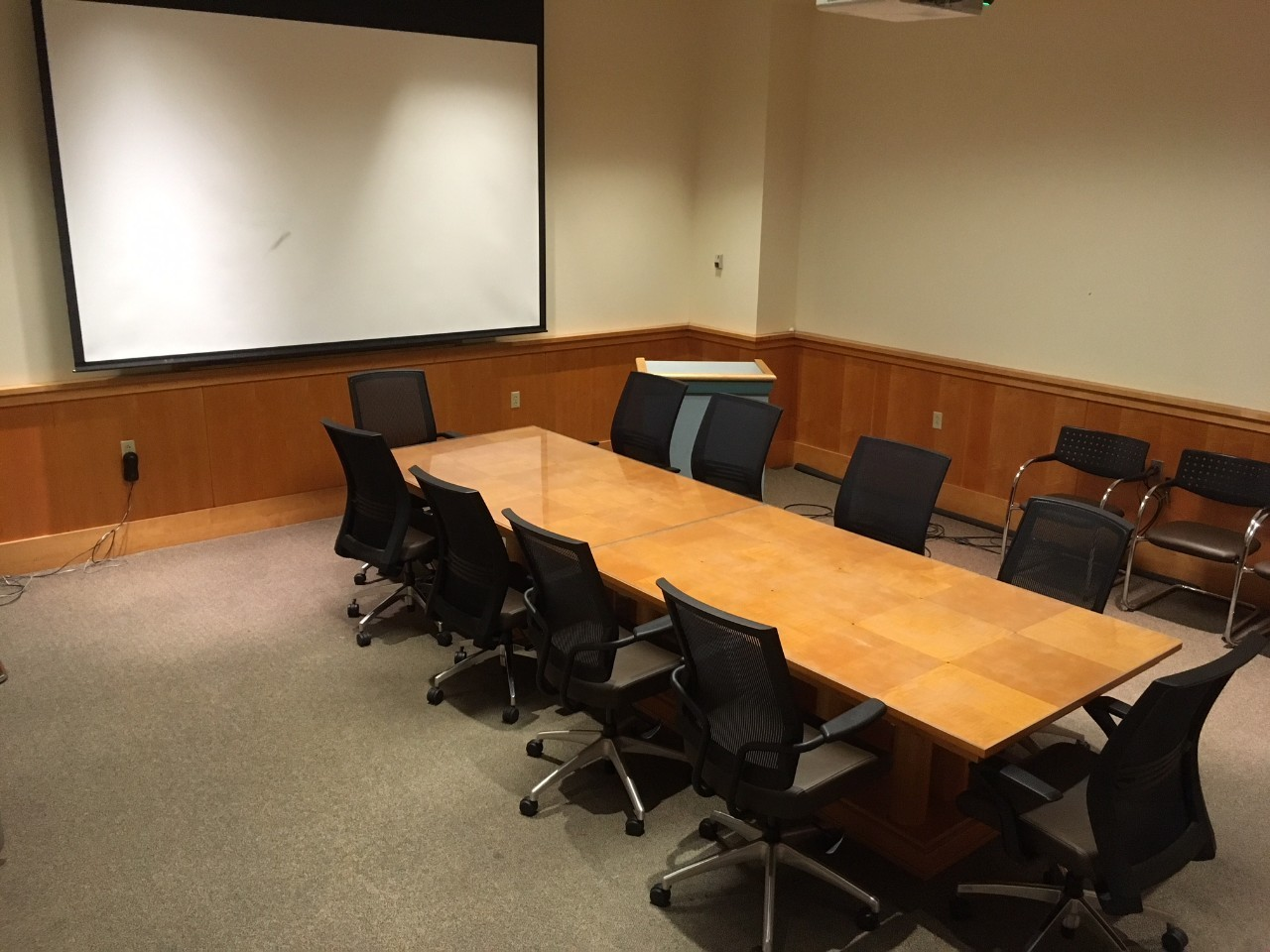 Engineering Research Center (ERC) Room 435
