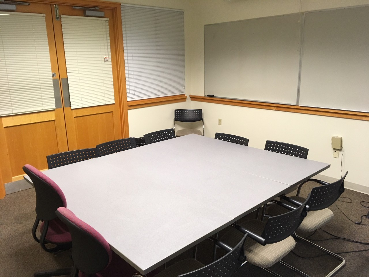 Engineering Research Center (ERC) Room 538