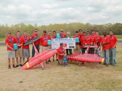 AeroCats 2014 Student Team