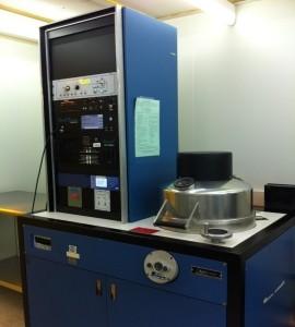 Temescal FC-1800 E-Beam Evaporator