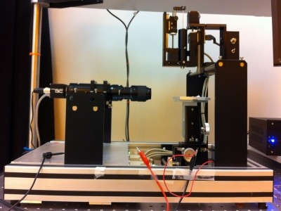 First Ten Angstroms 1000 B Drop Shape Instrument
