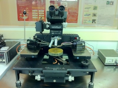 Micromanipulator 6200 Manual Probe Station