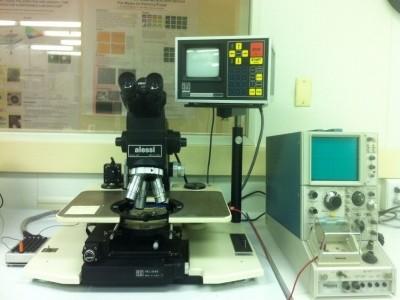 Alessi REL-2500 Semi-Automatic Probe Station