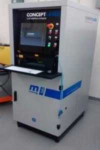 Concept Laser MLAB 100R printer
