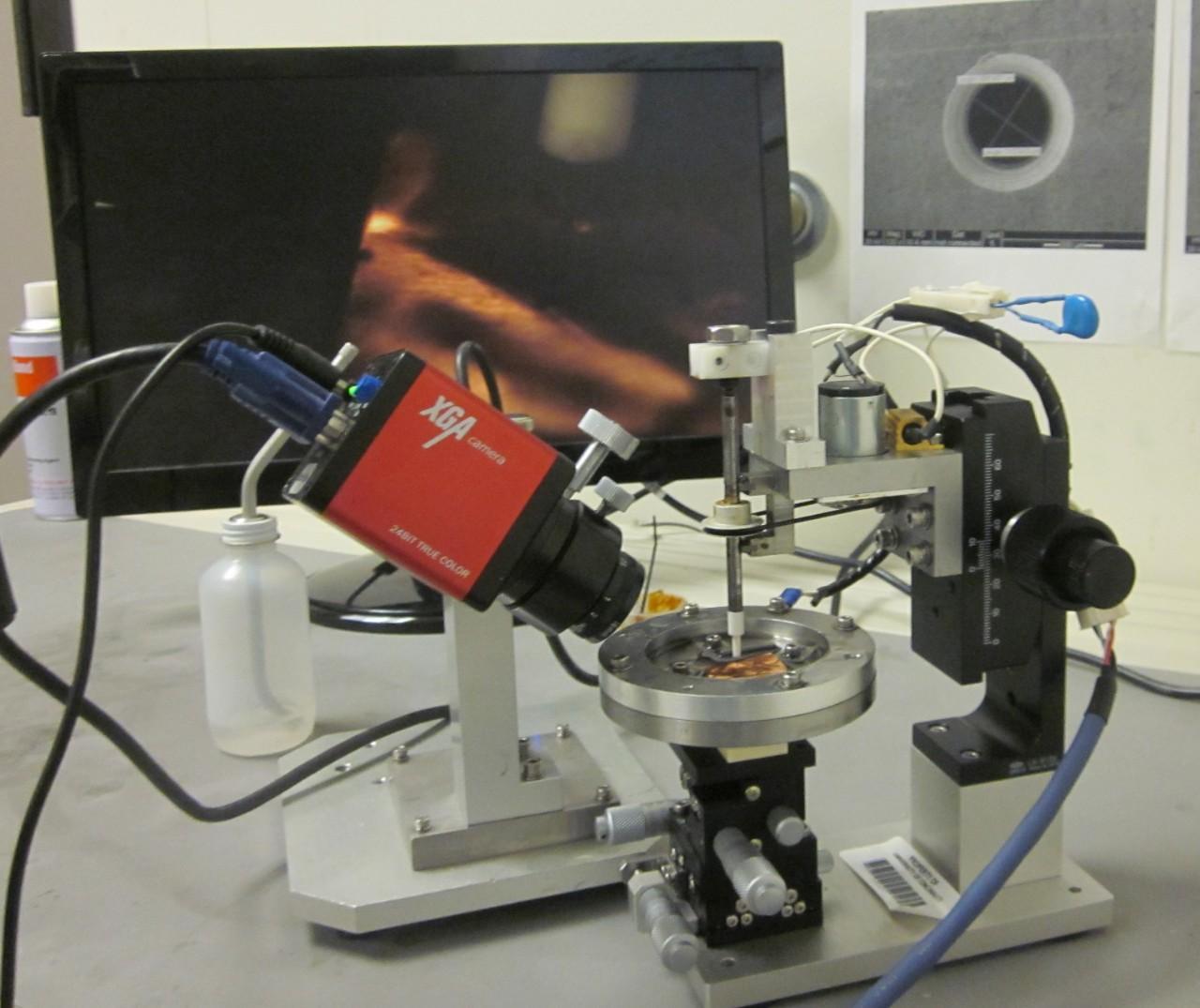 Piece of lab equipment