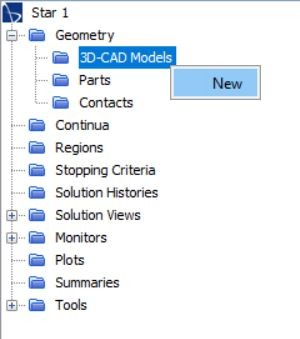 How to create a new geometry