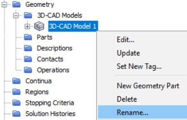 Rename the 3D-CAD
