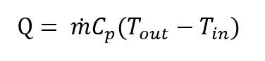 Change in enthalpy formula